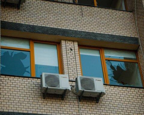 Нічна стрілянина з гранатомета в Києві: поліція підозрює теракт