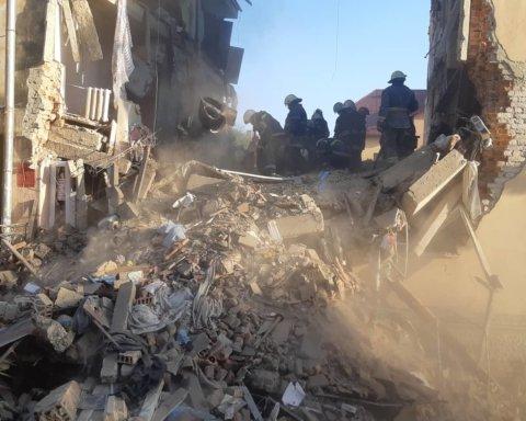 Взрыв дома в Дрогобыче: появились новые подробности о спасенных