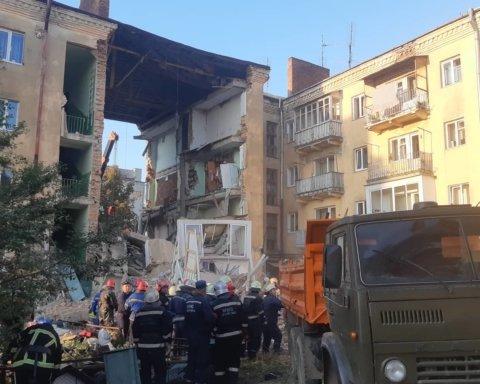 Кількість жертв вибуху газу в Дрогобичі зросла