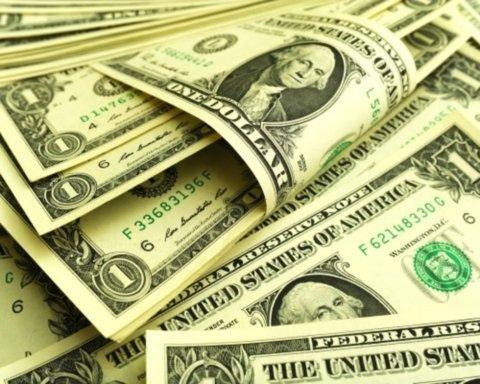 Доллар снова просел на закрытии межбанка