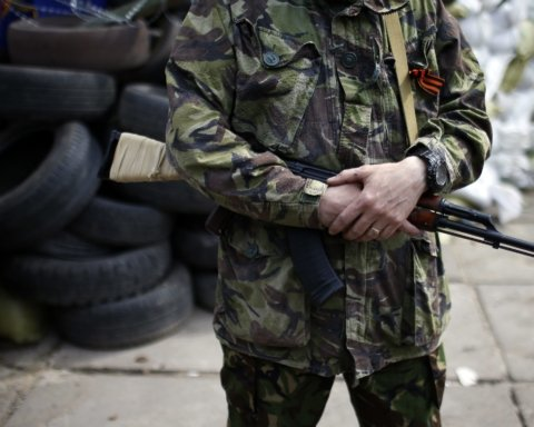 На Донбассе поймали беларуса, который воевал на стороне террористов: видео допроса