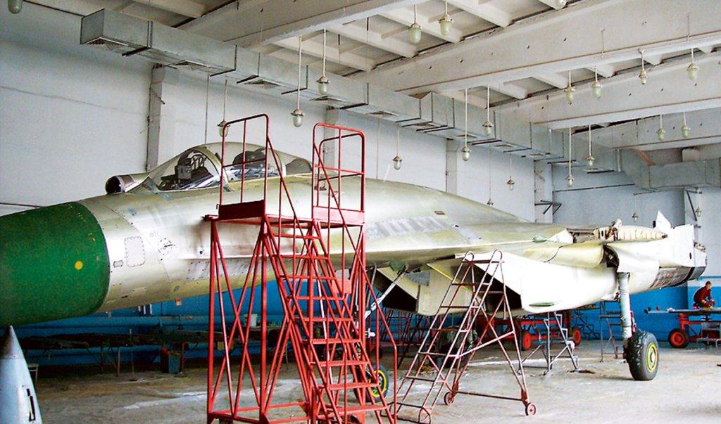На Запорізькому авіазаводі впіймали агента російської розвідки: перші подробиці