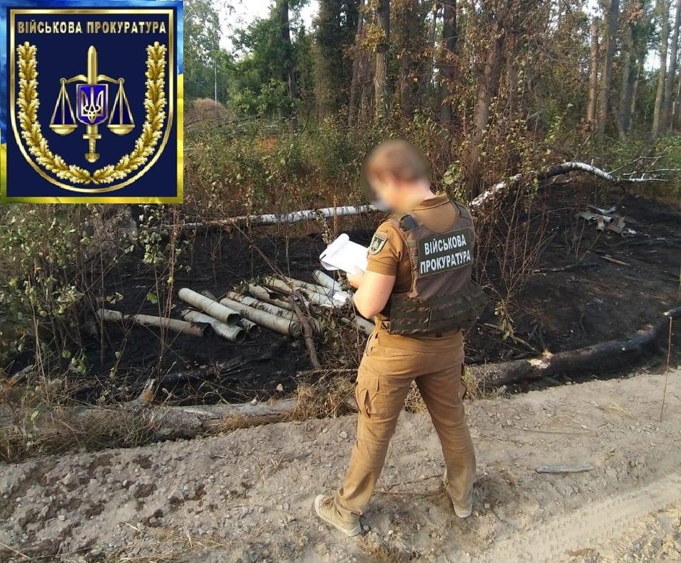 Взрывы в Калиновке: первые фото с места ЧП на военных складах