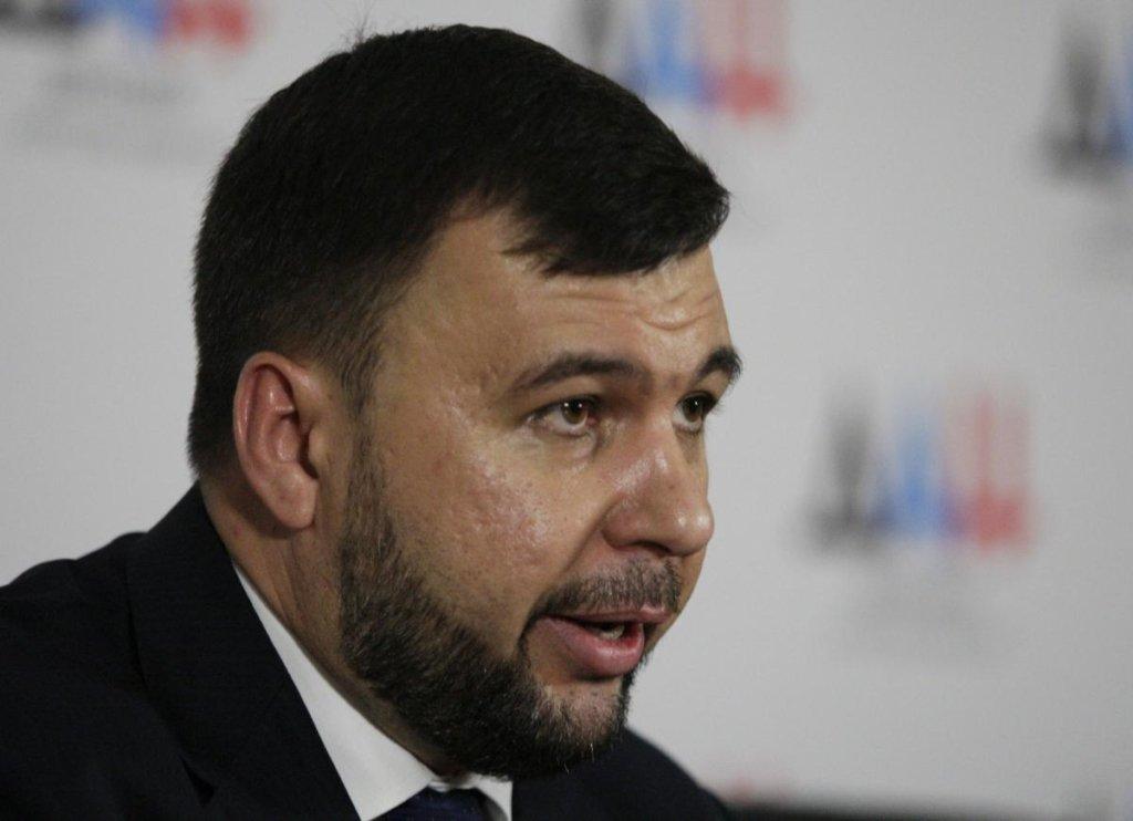 Пушилин угрожает Киеву обострением ситуации на Донбассе