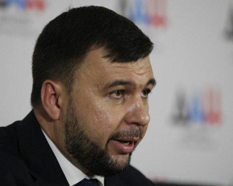 Главарь «ДНР» вспыхнул угрозами из-за разведения сил в Петровском: подробности