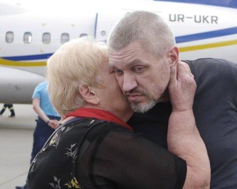 Звільнений український політв'язень потрапив до реанімації: що відомо