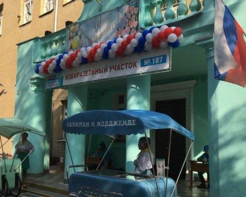 В Росії розпочалися скандальні вибори в Мосміськдуму