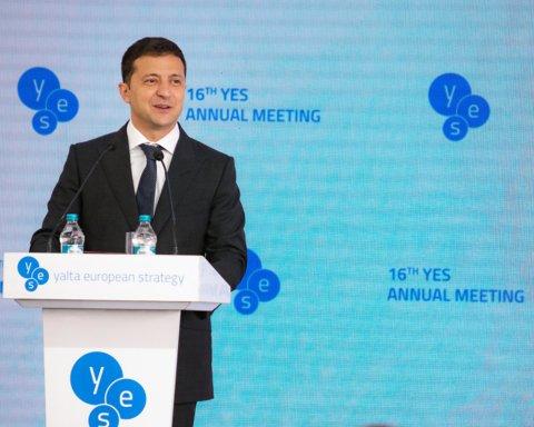 Зеленский предложил инвесторам построить курорт на берегу Черного моря