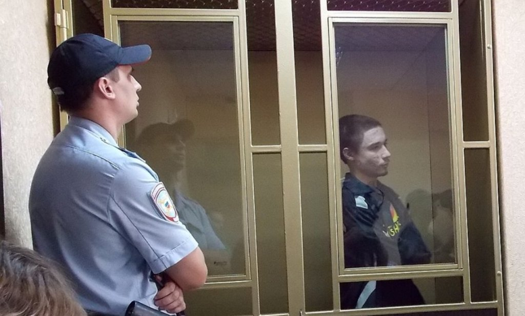 Звільнений Павло Гриб розповів про російські СІЗО і дівчину, через яку його викрали