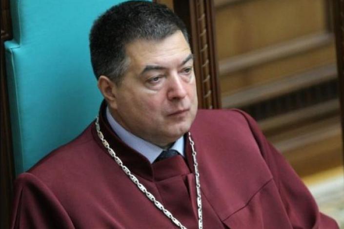 Зеленский отстранил главу КСУ Александра Тупицкого