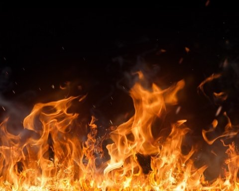 Підпал машини Гонтаревої: свідок розповів, як все було