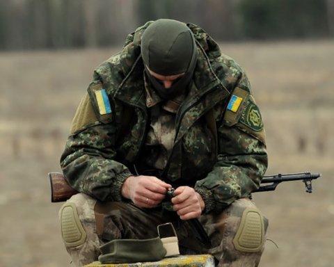 На Донбассе боевики 17 раз обстреливали позиции ООС