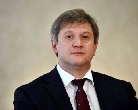 Секретар РНБО Данилюк подав у відставку – ЗМІ