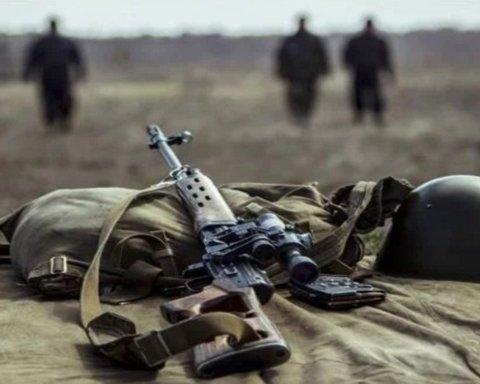 Боевики обстреляли позиции ВСУ на Донбассе из гранатометов