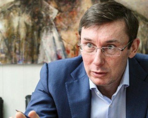 Стало известно, куда сбежал из Украины Юрий Луценко