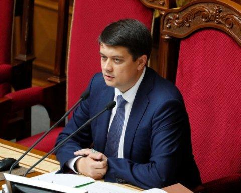 Разумков пообіцяв штрафувати депутатів через кнопкодавство: перші подробиці