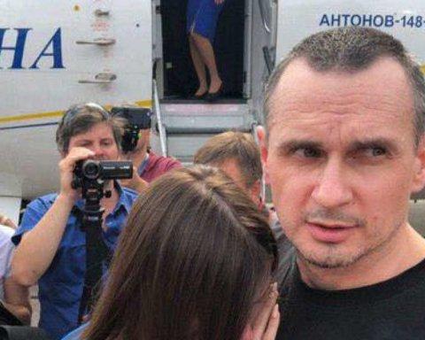 Сенцов и Балух покинули больницу «Феофания»: подробности
