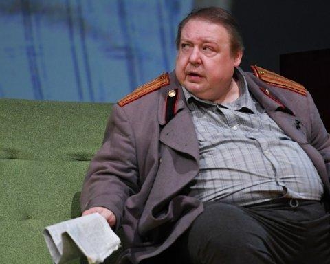 Похудел на 100 килограммов: российский актер шокировал своим новым образом