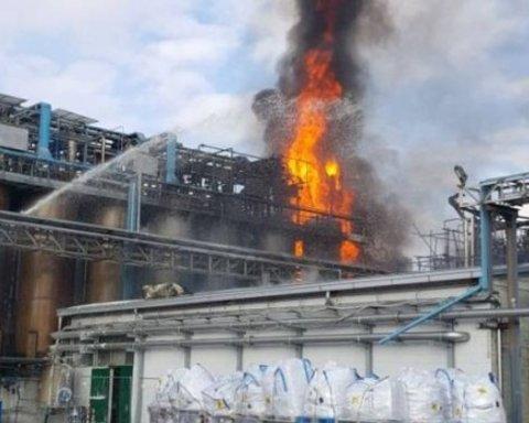 Страшний вибух у Сумах знищив відомий завод: подробиці