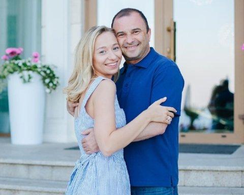 Любовница Виктора Павлика устроила скандал с экс-женой певца