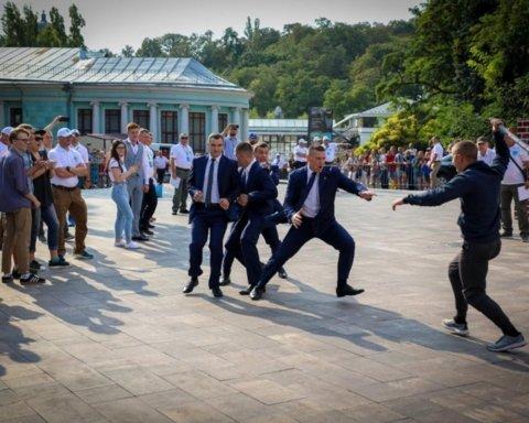 Охранников Зеленского признали лучшими в мире: яркие фото