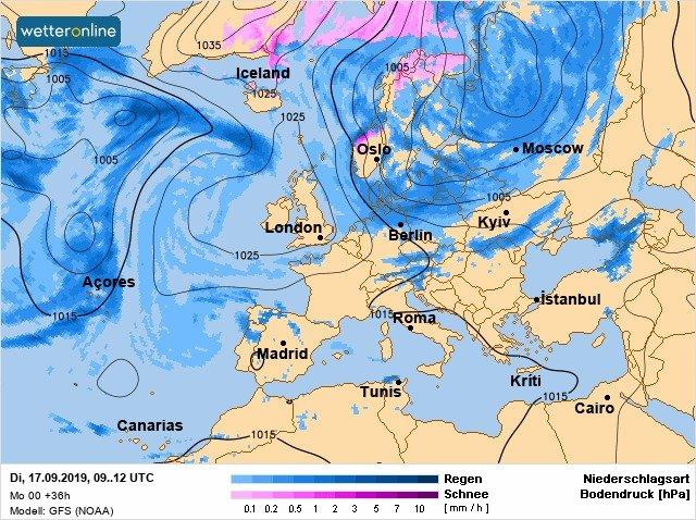 Местами даже снег: синоптик огорчила прогнозом погоды на ближайшие дни