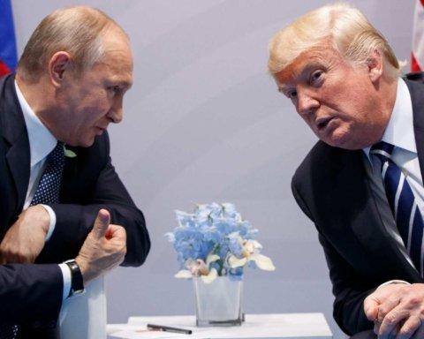 Демократы требуют рассекречивания разговоров с Путиным: подробности