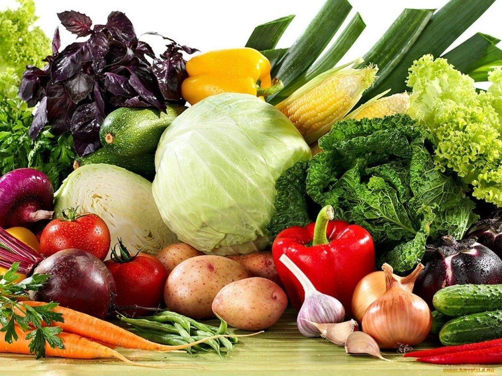 Названы самые полезные овощи для человека: список