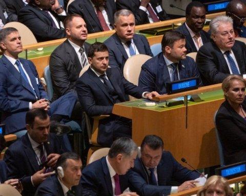 Зеленський зустрівся з генсеком НАТО на полях Генасамблеї ООН