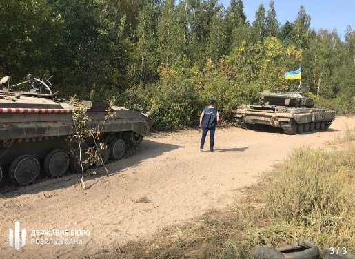 Попал под танк: на Черниговщине трагически погиб украинский военный