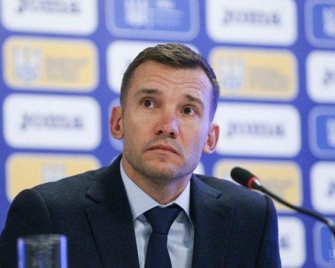 Шевченко відповів на питання напередодні матчів збірної України з Литвою і Нігерією