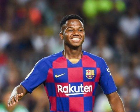 Барселона розгромила Валенсію: 16-річний Фаті відзначився голом і асистом