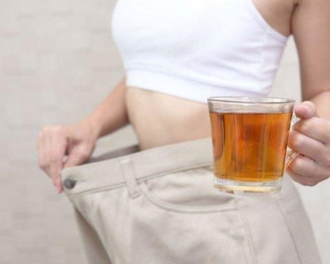 Китайцы поделились рецептом напитка, который запускает процесс похудения