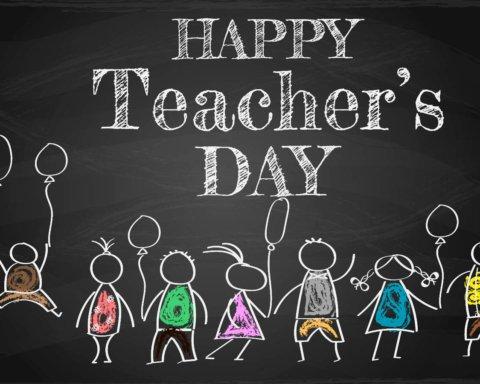 День вчителя 2021: красиві привітання та листівки зі святом