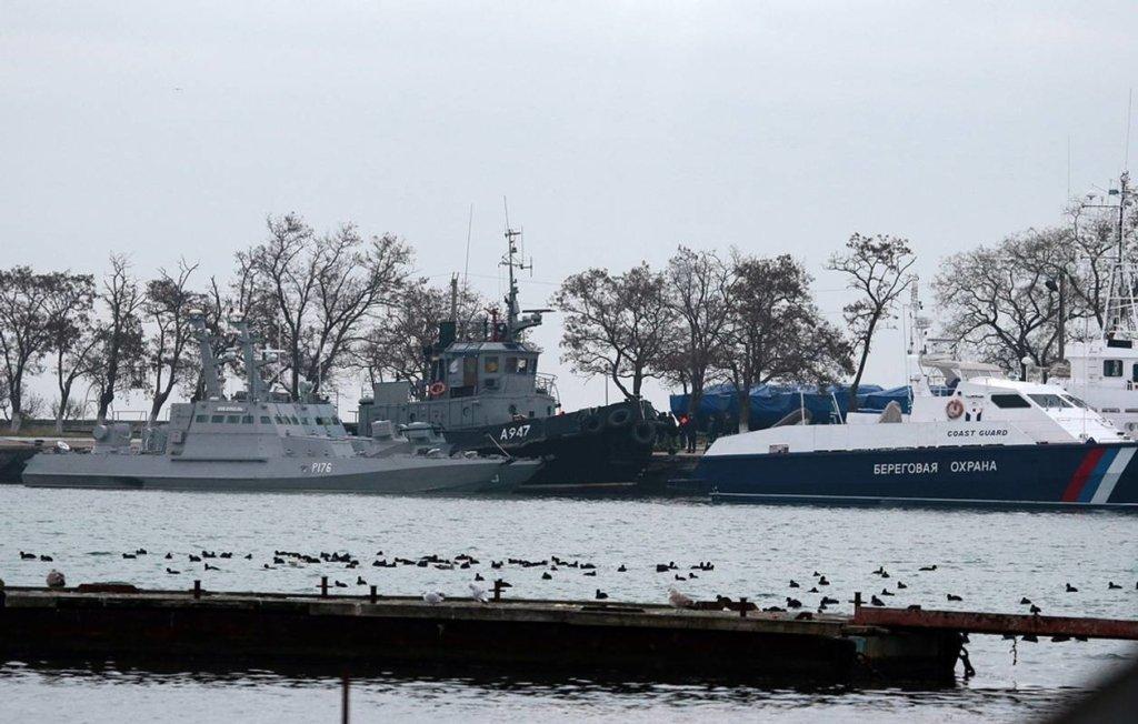 Украинских моряков освободили под личное поручительство омбудсмена: детали