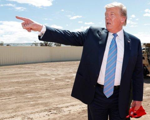 Трамп из-за коронавируса запретил въезд в США из Европы