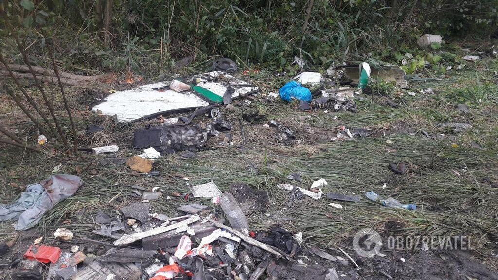 Смертельное ДТП под Житомиром: жуткие фото с места, где погибли 9 человек