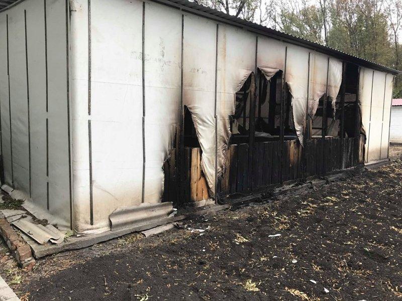 Під Харковом намагалися спалити клірика УПЦ з сім'єю: перші подробиці