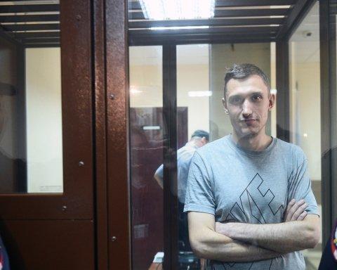 Росіянина засудили за підтримку українських в'язнів Кремля