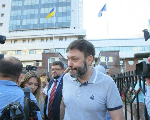 Кирилл Вышинский дает пресс-конференцию в Москве: онлайн-трансляция