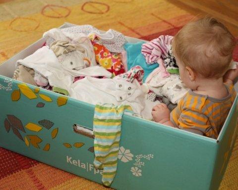 Бэби-боксы в Украине: что изменилось в наборе для новорожденных