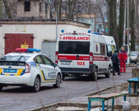 На Кировоградщине женщина покончила с собой, прыгнув с седьмого этажа