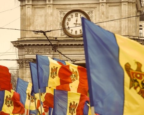 Молдова вимагає, щоб Кремль вивів свої війська з її території