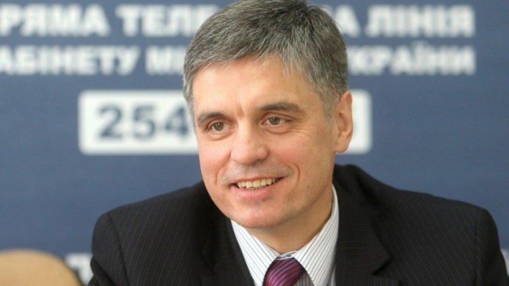 Пристайко заявил, что Украина не будет праздновать 75-ю годовщину окончания Второй мировой