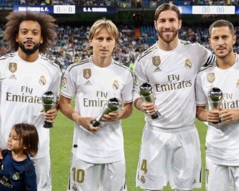 Реал — Осасуна — 2:0: онлайн-трансляция матча Ла Лиги