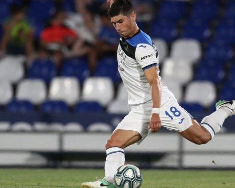 Малиновський став найкращим гравцем Аталанти в матчі чемпіонату Італії