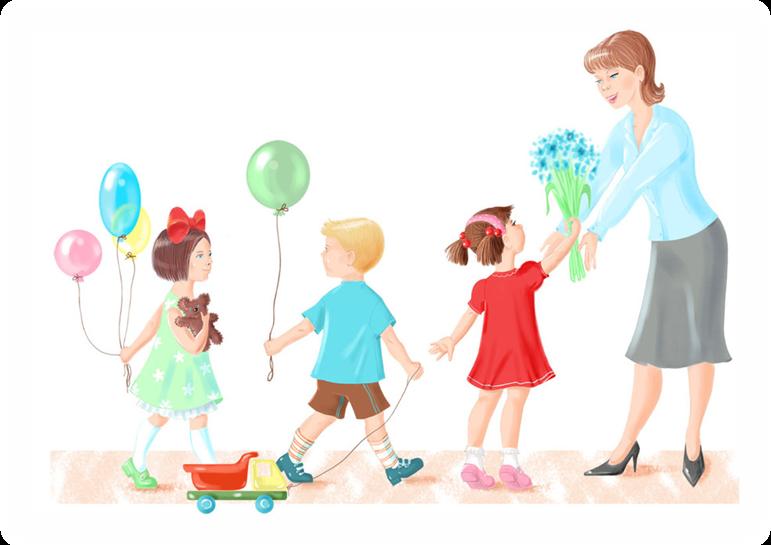 День воспитателя 2019: красивые картинки и поздравления