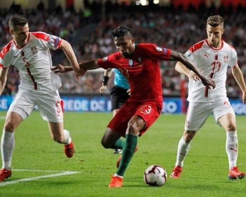 Сербия — Португалия — 2:4: онлайн-трансляция матча отбора ЕВРО 2020