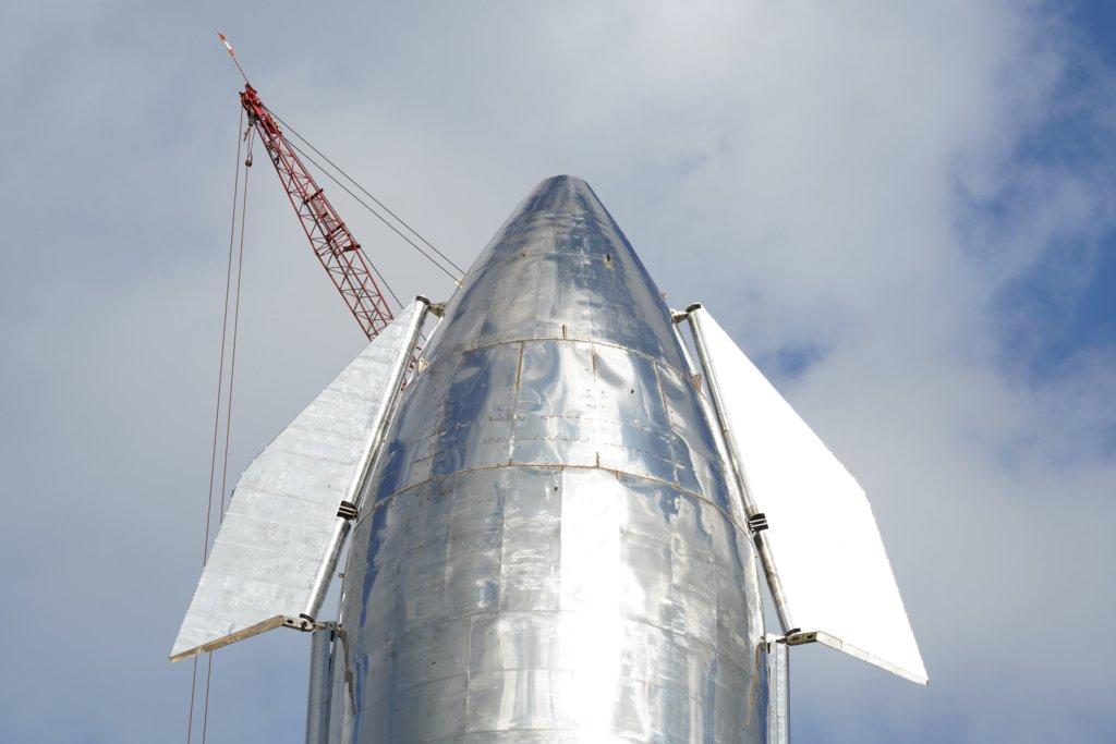 Маск показав космічний корабель, який полетить на Марс