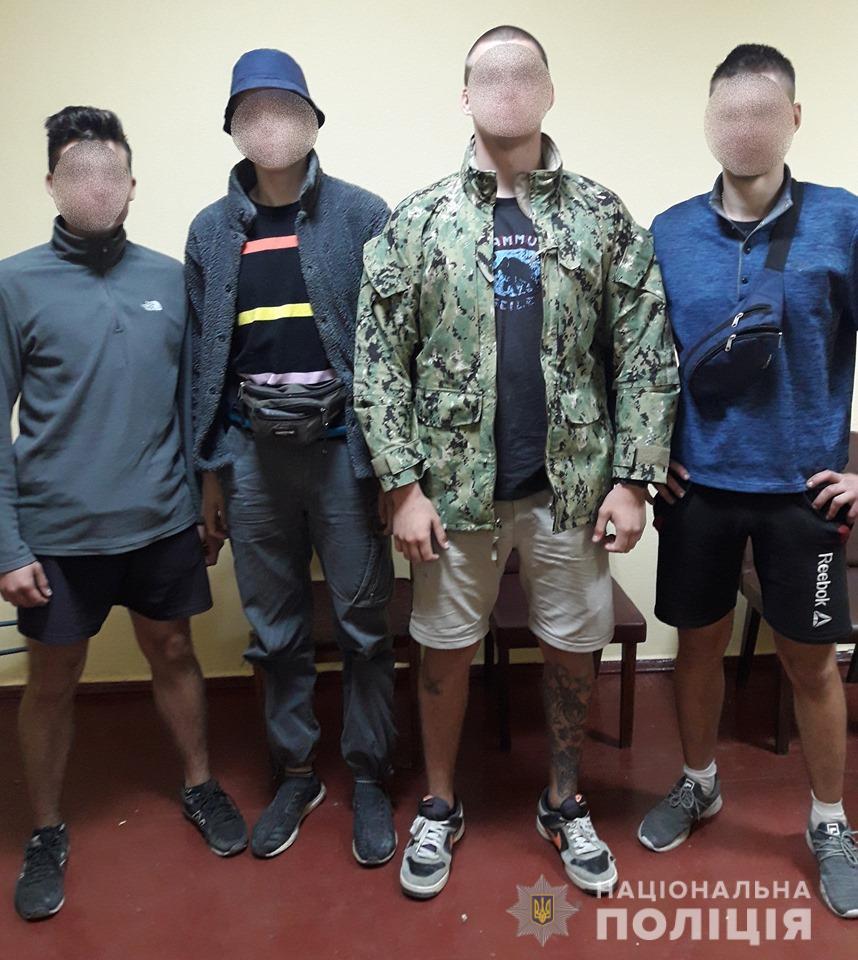 У Чорнобильській зоні затримали відчайдушних сталкерів: подробиці та фото